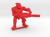 Kelk Hunter with Shredder Cannon (#2) 3d printed