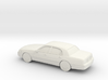 1/87 2003 Lincoln TownCar 3d printed
