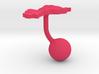 Philippines Terrain Cufflink - Ball 3d printed