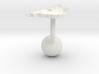 United Kingdom Terrain Cufflink - Ball 3d printed