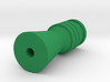 S.W.H.S. Airsoft Flashhider (14mm Self-Cutting) 3d printed