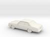 1/87 1979 Pontiac LeMans Coupe 3d printed