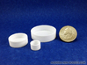 Round Tray Collection 1:12 Dollhouse Miniatures 3d printed