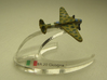 Fiat BR.20M Cicogna 1:900 3d printed Comes unpainted without stand