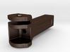 VR ACN Tender Coupler Pocket - 1' scale 3d printed