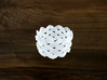 Turk's Head Knot Ring 5 Part X 10 Bight - Size 7.2 3d printed