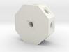 Octo Block 3d printed