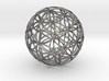 3D 50mm Orb of Life (3D Flower of Life)  3d printed