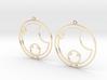 Kate / Cate - Earrings - Series 1 3d printed