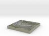 Terrafab generated model Tue Dec 30 2014 11:54:44  3d printed