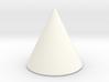 Basic Cone 3d printed