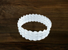 Turk's Head Knot Ring 6 Part X 25 Bight - Size 26. 3d printed
