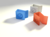 Block Camera S size 3d printed