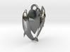 Delphine  Necklace Medium, M 3d printed