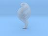 Mermaid Pendant 1 3d printed