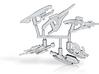 Plasma Weapons Pack 3d printed