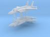 1/285 Yakovlev Yak-141 Freestyle (x2) 3d printed