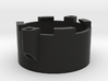 P8079hp Rear Lens Flange for 'Dome' Type Magnifier 3d printed