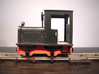 Egger Bahn 101 replacement chassis 3d printed