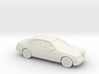 1/87 1998 Jaguar S Type 3d printed