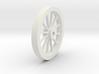 FLYWHEEL 3d printed