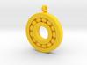 Ball Bearing Pendant 3d printed