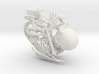 Dead Imp Skeleton  3d printed