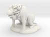 Fu Lion Figure 3d printed