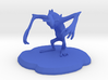 Meanion Figure 3d printed
