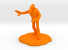 Amiably Chaotic Figure 3d printed