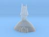 Batman Bust 3d printed