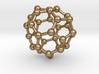 0014 Fullerene c32-5 d3h 3d printed
