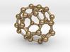 0019 Fullerene c34-4 c2 3d printed