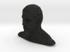 Daemon head 3d printed