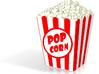 Popcorn miniature in full color 3d printed