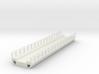 N Modern Concrete Bridge Deck Single Track 160mm 3d printed