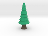 Low-Poly Tree [3.3 in] 3d printed