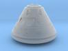 Orion Crew Module (CM) 1:72 3d printed