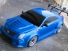 Mini-z CTS-V Coupe 3d printed