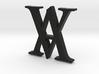 Vein Logo 3d printed