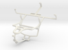 Controller mount for PS4 & Gigabyte GSmart Tuku T2 3d printed
