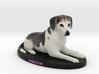 Custom Dog Figurine - Ginger 3d printed