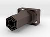 True Star Pencil Holder 3d printed