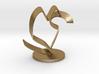 Dollar Heart 3d printed