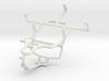Controller mount for PS4 & Lenovo A60+ 3d printed