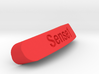 Sense1 Nameplate for SteelSeries Rival 3d printed