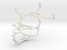 Controller mount for PS4 & Motorola DEFY XT XT556 3d printed