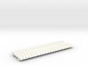 N Scale Concrete Ties Load Single 3d printed