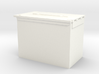 1:6 scale 5.56 fat .50 ammo can box x1 3d printed