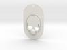 Skull mark 3d printed